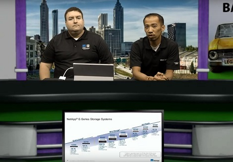 Veeam Availability Suite + NetApp E-series: Maximize Your Restores