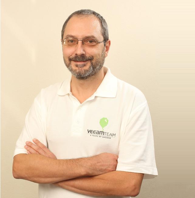 Андрей Баронов, Технический директор и сооснователь, к.ф.‑м.н.