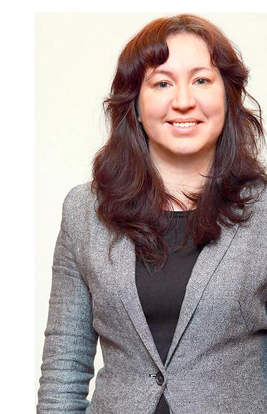 Светлана Яковлева, Вице-президент  по маркетингу, регион EMEA