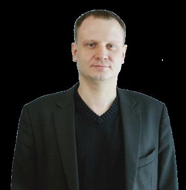 Александр Ширманов, Вице-президент департаментов R&D и техподдержки, MBA