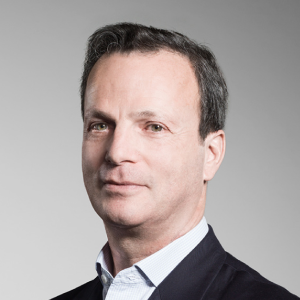 Daniel Fried, General Manager & Senior Vice President EMEA