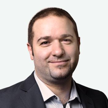 Gianluca Mazzotta, EMEA Pre-Sales Vice President, Italy