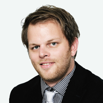 Moritz Hoefer, Territory Manager, Sales, Switzerland