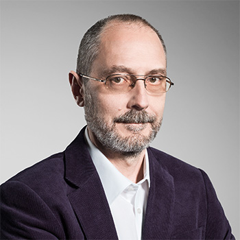 Andrei Baronov, Chief Technology Officer and Co-Founder