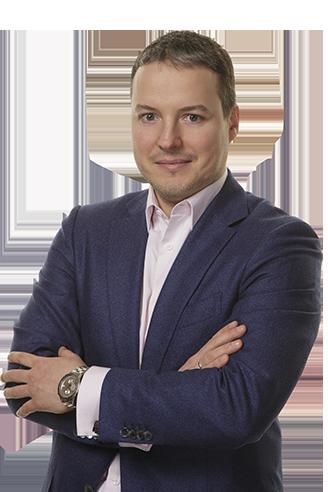 Михаил Пеньковский, Вице-президент по удаленным продажам регионов EMEA, Emerging markets