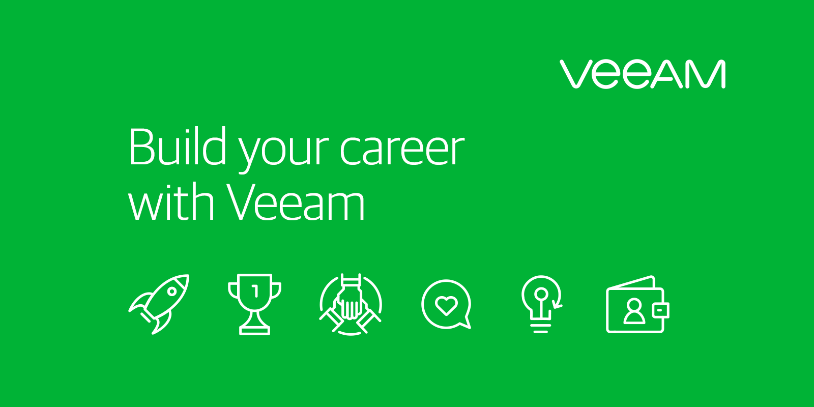 Career at Veeam Software