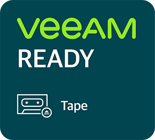 VeeamReadyTape