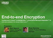 Encryption coming to Veeam Availability Suite v8!