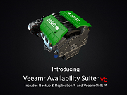 Introduction to Veeam Availability Suite v8