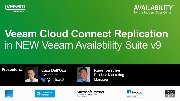 Fast, Secure Cloud-based Disaster Recovery with Veeam Cloud Connect: Coming Soon!