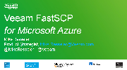 Free, Secure File Copy for Azure VMs with Veeam FastSCP for Microsoft Azure