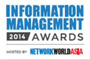 2014 Most Promising Data Management Solution