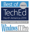 Best of TechEd 2014 Finalist
