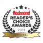 Redmond Reader's Choice Award
