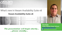 Veeam Availability Suite v8 - all the new capabilities