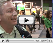 Virtualization Lovers at Veeam booth at VMworld Europe 2012