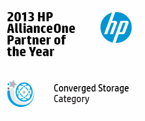 HP Alliance Converged Storage