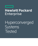HPE Hyperconverged Systems Tested