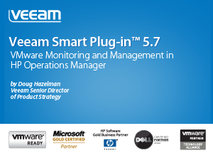 Video: Veeam Smart Plug-in™ (SPI) for VMware Monitoring and Management in HP Operations Manager