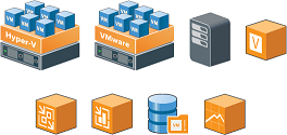 Free Collection of VMware Visio Stencils