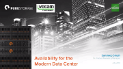 Availability for the Modern Data Center with Veeam and Pure Storage