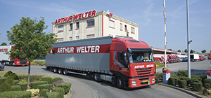 Arthur Welter Transports est Always-On Business grâce à Veeam Backup & Replication et Hyper-V