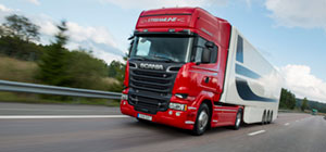 Scania Great Britain Achieves ROI During First DR Test with Veeam