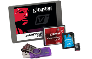 Kingston Technology Inc Kingston Chooses...
