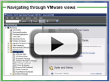 Navigate through VMware Views