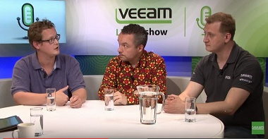 VeeamLive | Show: Why do experts choose Veeam?