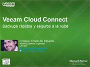 Veeam Cloud Connect: Cloud Backup más rápido y más fácil