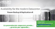 Demostración de Producto Veeam Backup & Replication v8