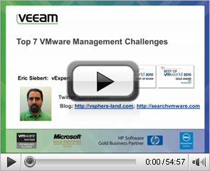 7 Top VMware Management Challenges