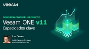 Monitorización con Veeam ONE