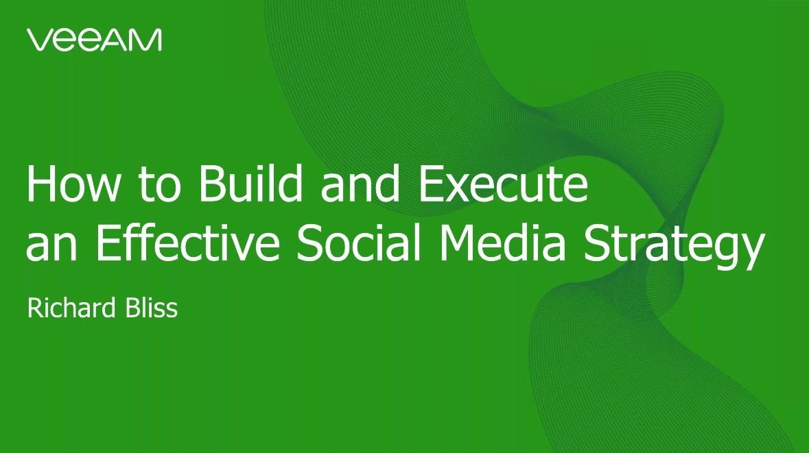 How to Build and Execute an Effective Social Media Strategy