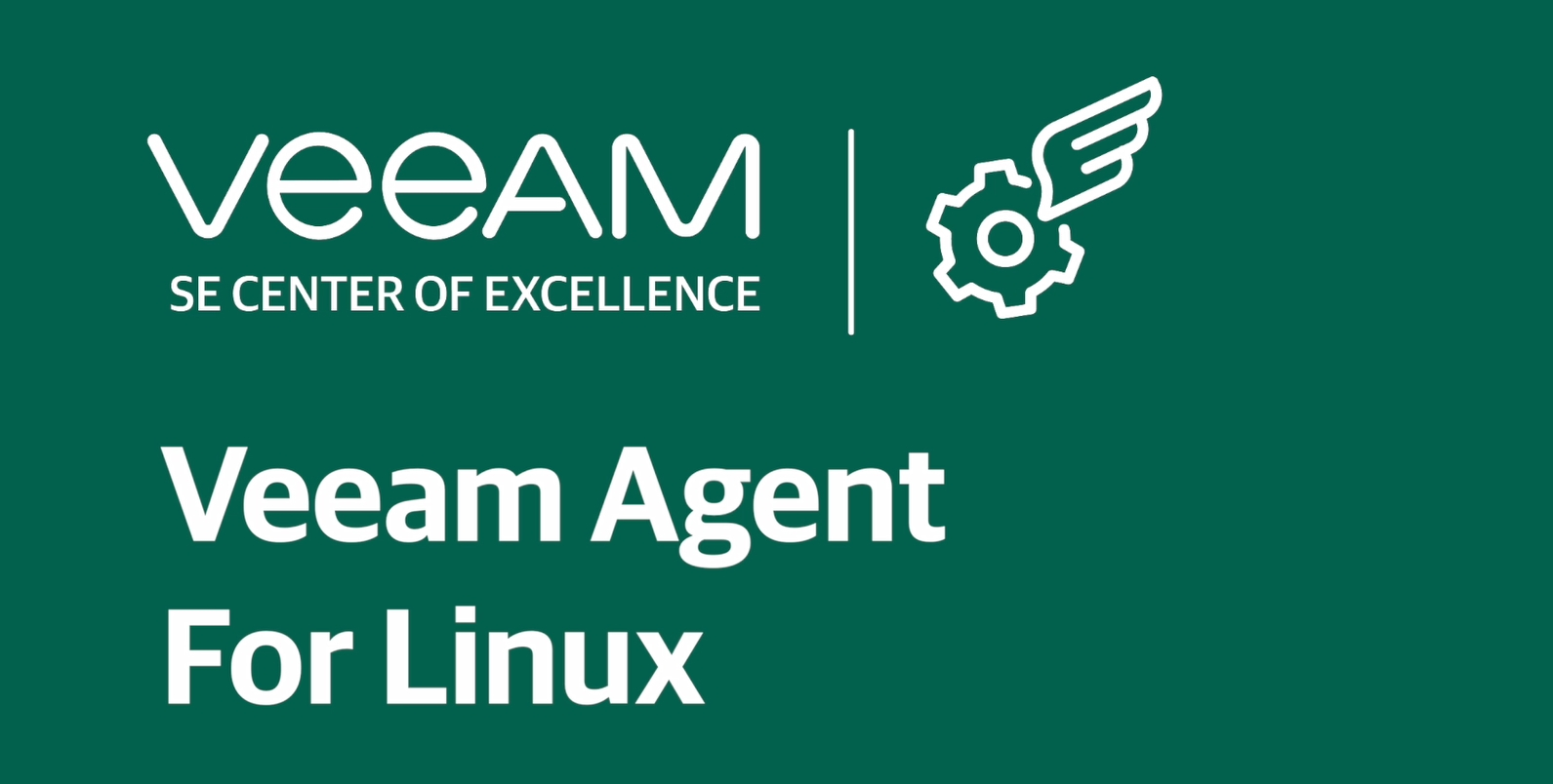 How to organize, automate and deploy Veeam Agent for Linux