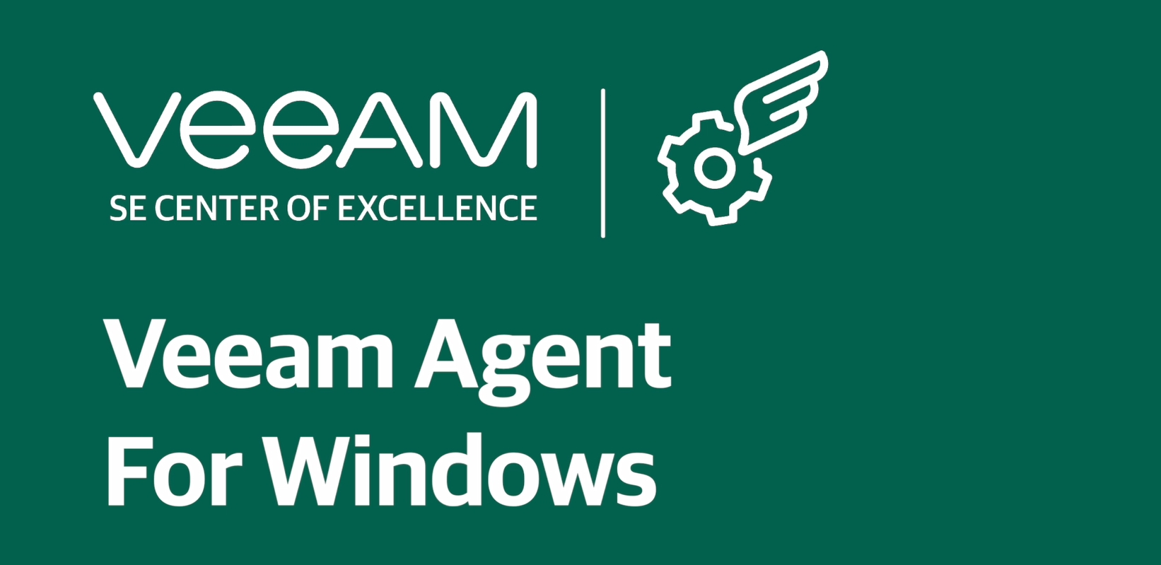 How to organize, automate and deploy Veeam Agent for Microsoft Windows