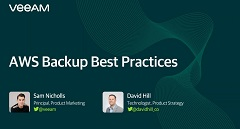 AWS Backup Best Practices