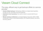 Veeam Cloud Connect (MiddleEast+India/SAARC)