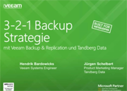 3-2-1 Backup Strategie mit Veeam Backup & Replication und Tandberg Data