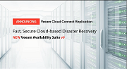 Cloud-basiertes Disaster-Recovery mit Veeam Cloud Connect in der Veeam Availability Suite v9