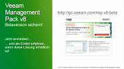 Neuerungen in Veeam Management Pack v8 for System Center