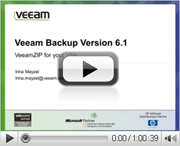 Backup & Replication v6.1 Was gibt es Neues
