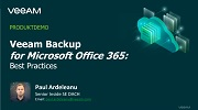 Veeam Backup<em> for Microsoft Office 365</em> Best Practices