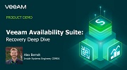 Veeam Availability Suite – Deep Dive für Wiederherstellungen