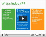 NEW! Veeam Backup & Replication v7. Taking Modern Data Protection to the next level