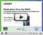 Replication over the WAN: An in-depth guide to Veeam Backup & Replication for disaster recovery