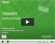 Veeam Backup & Replication 6.5 wat is er nieuw