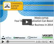 Four Ways Virtualization Can Boost Your Business in 2014