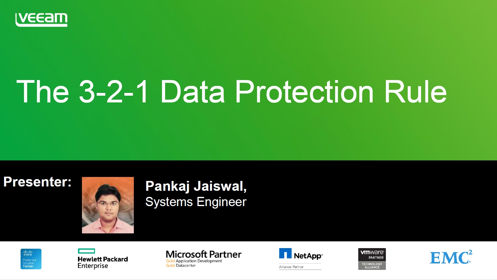 The 3-2-1 Data Protection Rule: Why Your Enterprise Should Live by It